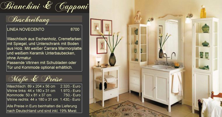 badm bel mediterraner stil. Black Bedroom Furniture Sets. Home Design Ideas