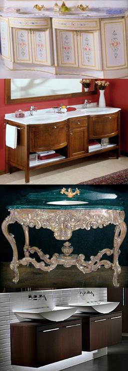 italienische badm bel mediterrane badezimmer von klassisch bis modern exklusive m bel von. Black Bedroom Furniture Sets. Home Design Ideas